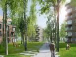 Жилой комплекс Парк Рублево 9