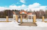 Коттеджный посёлок Аква Вилла 6