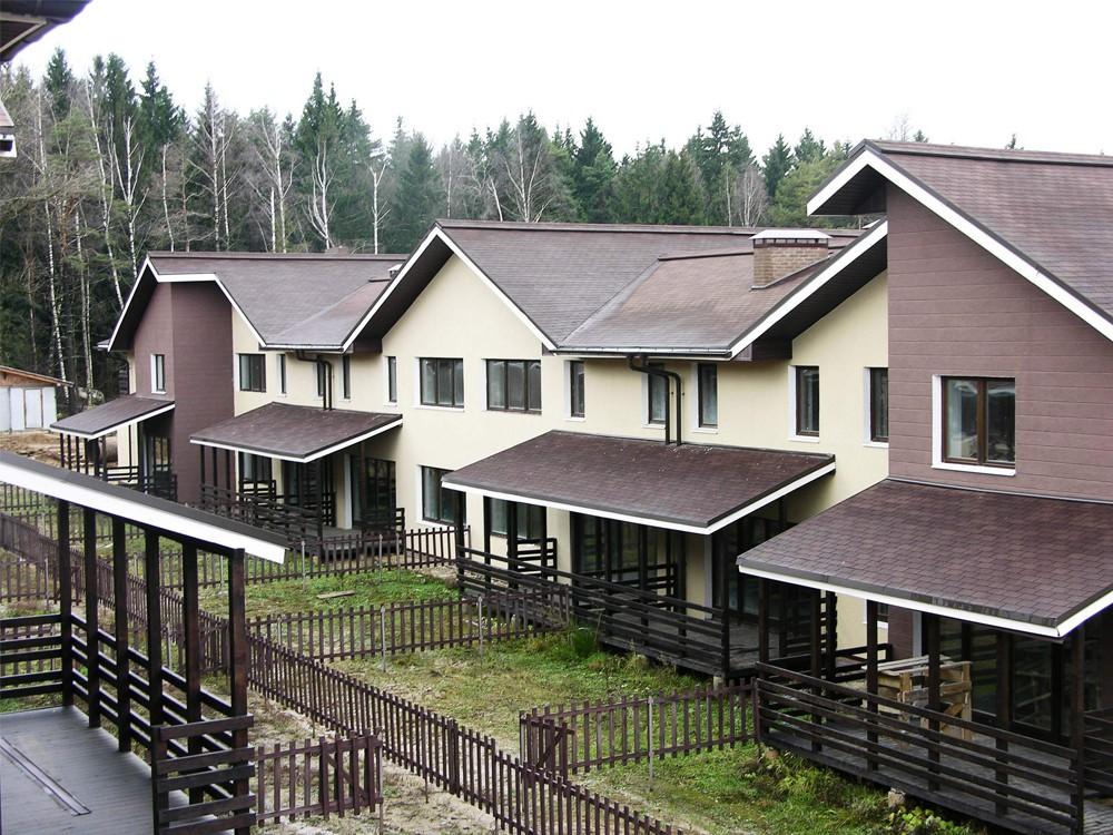 Лесной городок таунхаусы фото
